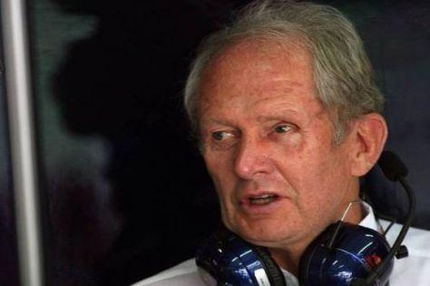 Helmut Marko kann bei Sebastian Vettel derzeit keine Schwächen ausmachen