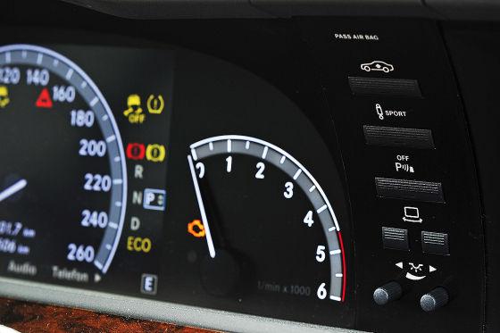 Test: Mercedes S 250 CDI