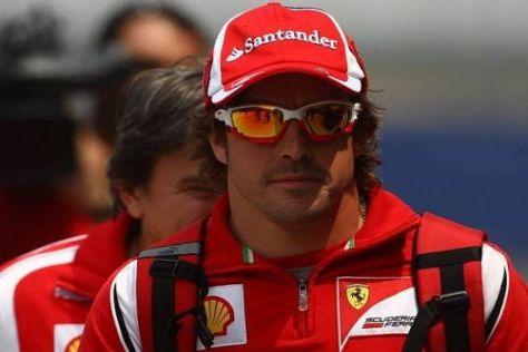 Fernando Alonso versucht derzeit, das Beste aus der Situation zu machen
