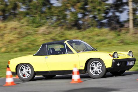 Jaguar F Type Coupe >> VW Coupé der 70er-Jahre: VW-Porsche 914/4 - autobild.de
