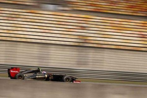 Witali Petrow fuhr für das Renault-Team zum zweiten Mal 2011 in die Punkteränge