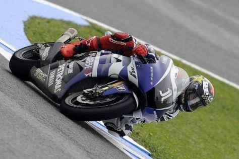 Jorge Lorenzo stürzt sich mit Yamaha in die Operation MotoGP-Titelverteidigung