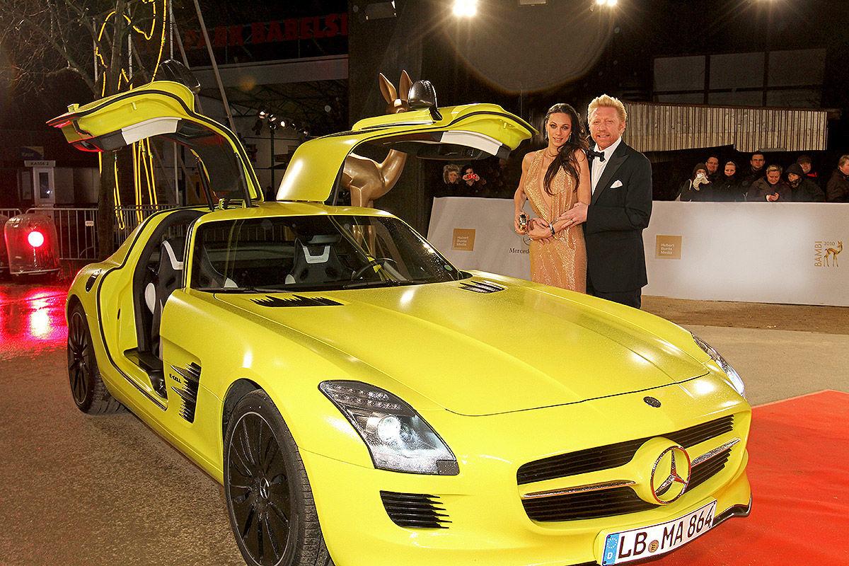 Die Autos von Wimbledon-Legende Boris Becker