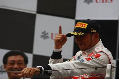 Aufgemerkt: Lewis Hamilton möchte Red Bull auch in Europa hinter sich lassen
