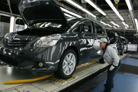 Toyota-Produktion