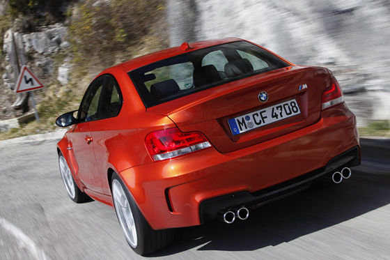 Video: BMW 1er M Coupé