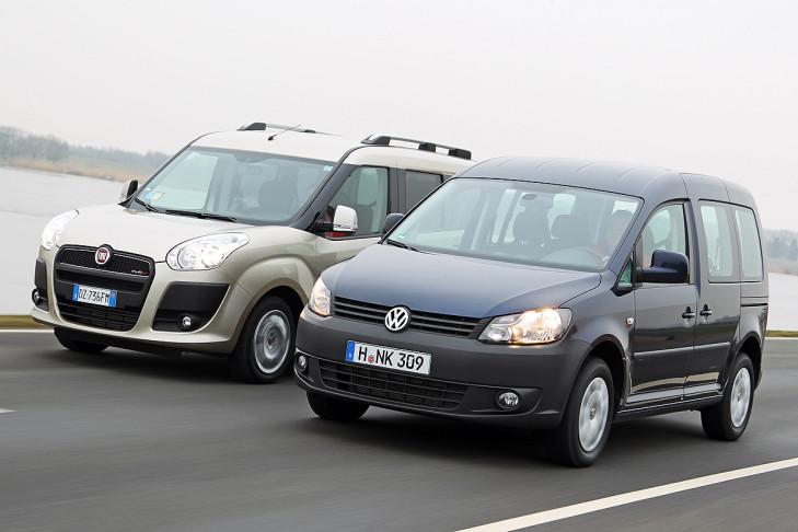 Fiat Doblò VW Caddy