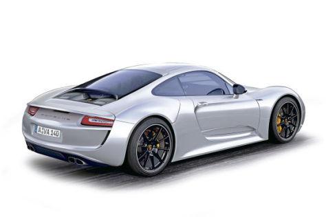 Porsche 9X1 / 961