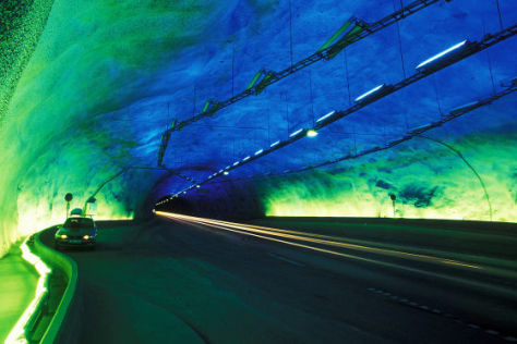 Tunnelangst Sicher Durch Den Tunnel Autobildde