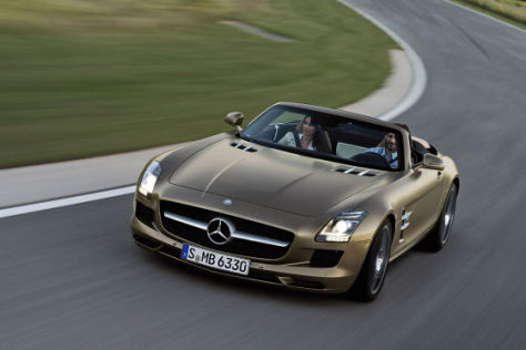 preis mercedes sls amg roadster. Black Bedroom Furniture Sets. Home Design Ideas