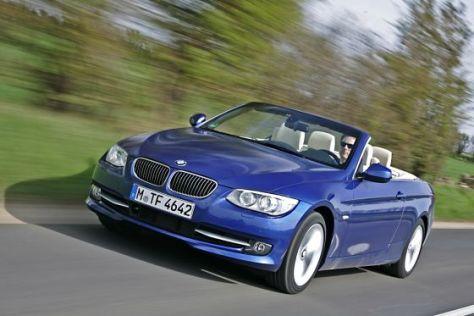 BMW Cabrio 3er