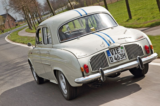 Renault Dauphine R 1093