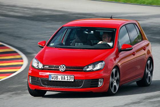 Video: VW GOLF GTI