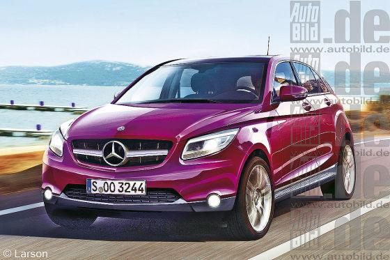 Mercedes BLK