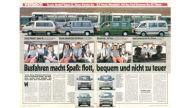 Kompakte Busse: Vergleichstest
