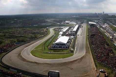 Die DTM gastiert seit 2001 auf der früheren Formel-1-Strecke in Zandvoort