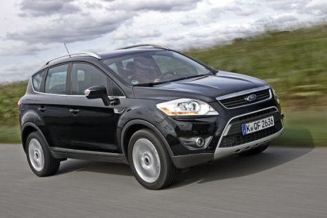 Ford Kuga Preise Weltweit Autobild De