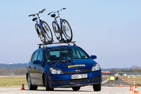 Fahrrad- und E-Bike-Träger im Test