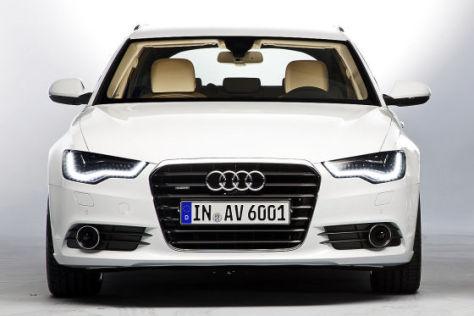 Audi A6 Avant TDI quattro