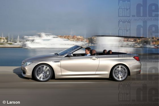 vorschau bmw 4er coup gran coup cabrio. Black Bedroom Furniture Sets. Home Design Ideas