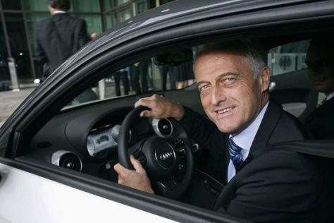 Verkehrsminister Peter Ramsauer
