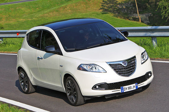 Video: Lancia Ypsilon
