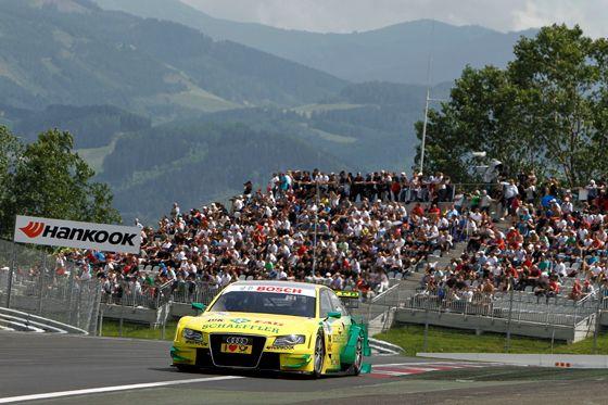 Martin Tomczyk Audi A4 DTM