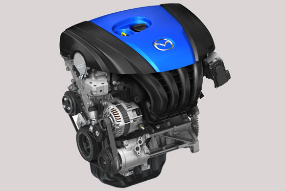 Mazda SKYACTIV-Benzinmotor