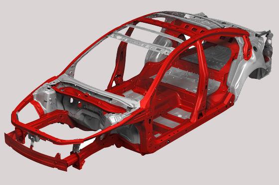 Mazda SKYACTIV-Karosse