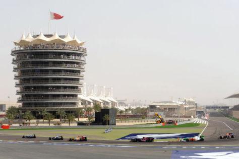 Formel 1: Bahrain 2011 abgesagt