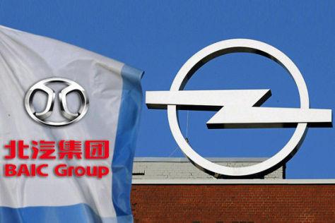 Übernahmeangebot: Will BAIC Opel kaufen?