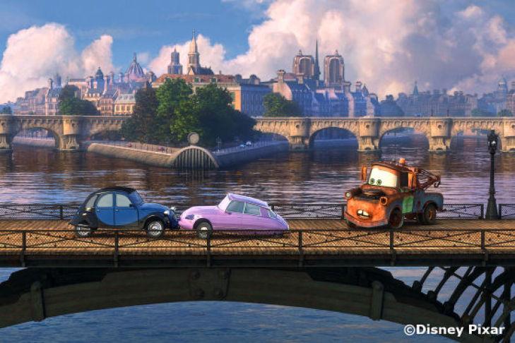 Pont des Autos