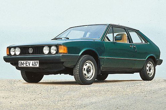Video: VW Scirocco GT