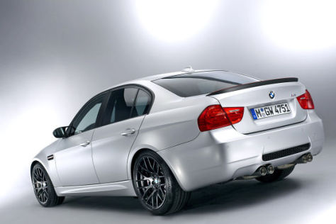 BMW M3 CRT (2011): Vorstellung der 130.000-Euro-Limousine ...