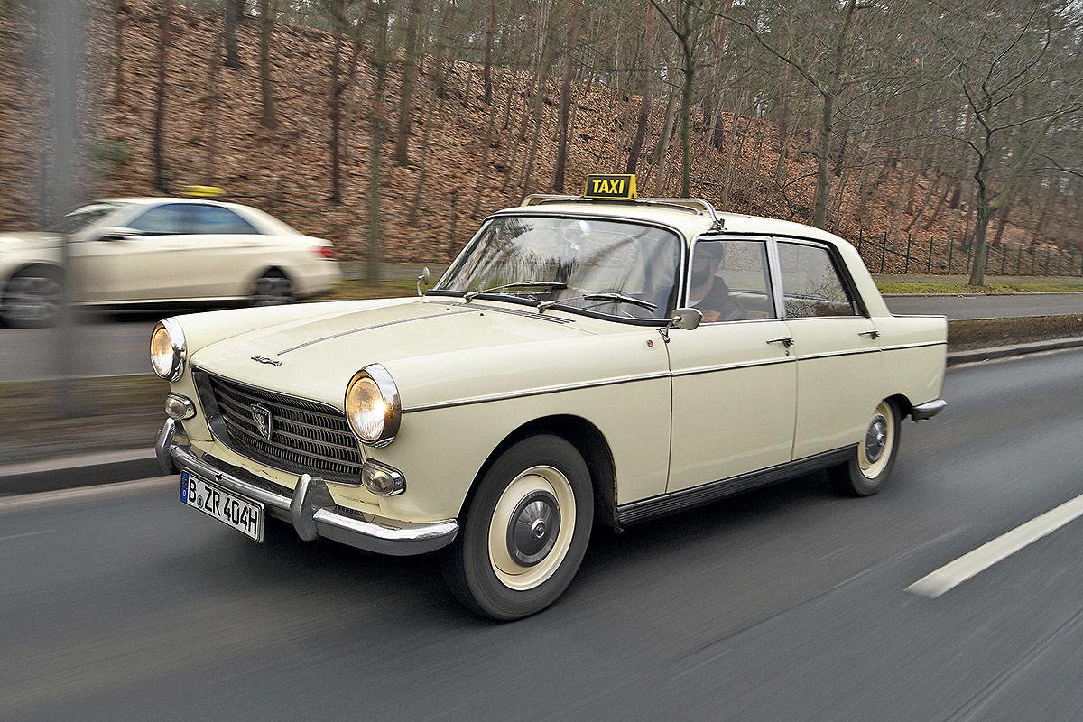 Bilder: Mit dem Mercedes W 140 nach Bonn