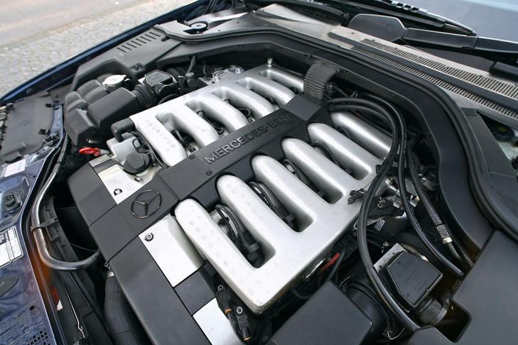 Mercedes-Benz S-Klasse W 140