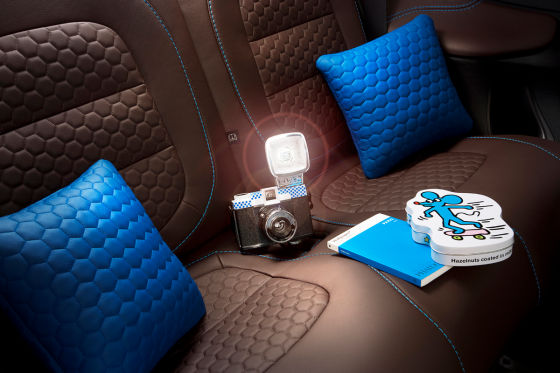 Aston Martin 'Cygnet & colette'