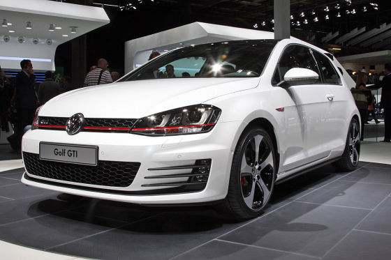 Studie VW Golf VII GTI (2013)