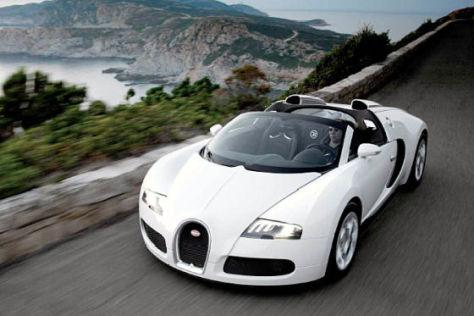 letzter bugatti veyron verkauft - autobild.de