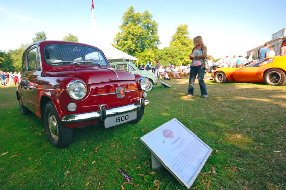 Goodwood Festival of Speed 2011: Highlights