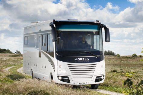 Morelo Palace Luxus Wohnmobil Autobild De