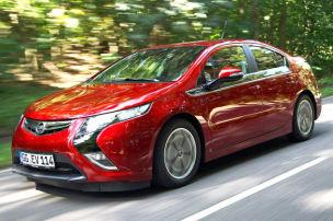 So sparsam ist der Opel-Blitz