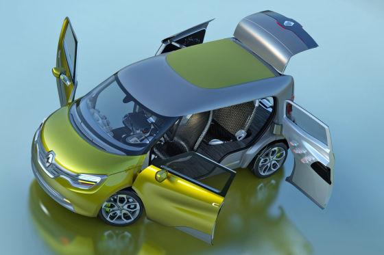 Studie Renault Frendzy