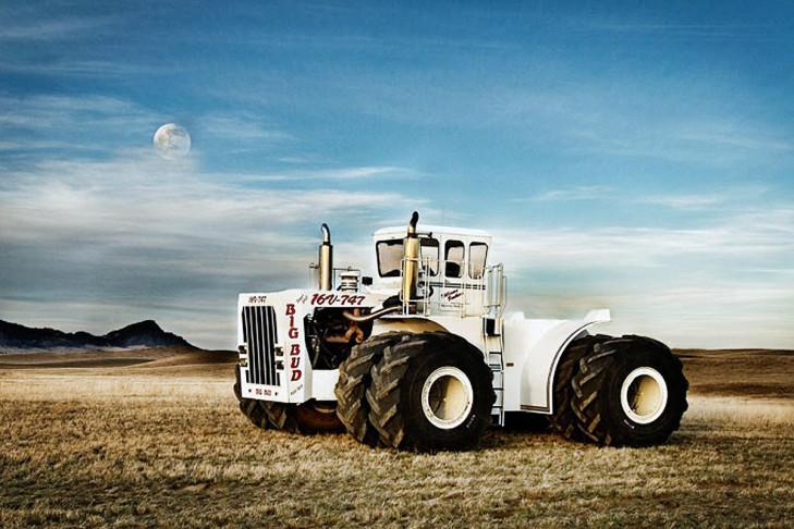 Big Bud 747 >> Bilder der größten Traktoren der Welt: Acker-Giganten - Bilder - autobild.de