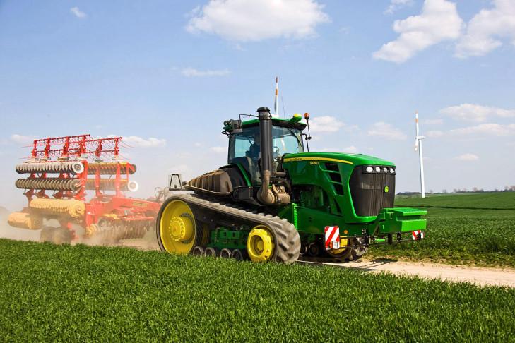 Bilder der größten Traktoren der Welt: Acker-Giganten