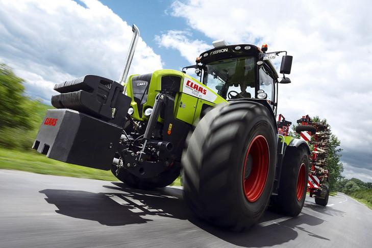 Bilder Der Größten Traktoren Der Welt Acker Giganten