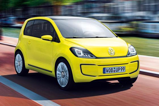 VW up Illustration