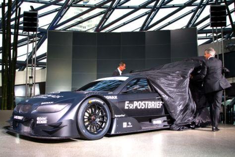 Andy Priaulx und Augusto Farfus starten für BMW ab 2012 in der DTM