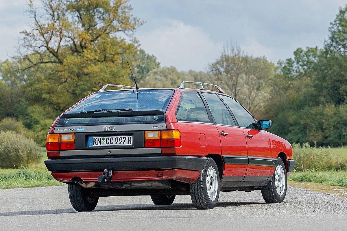Coole deutsche Autos der 80er-Jahre