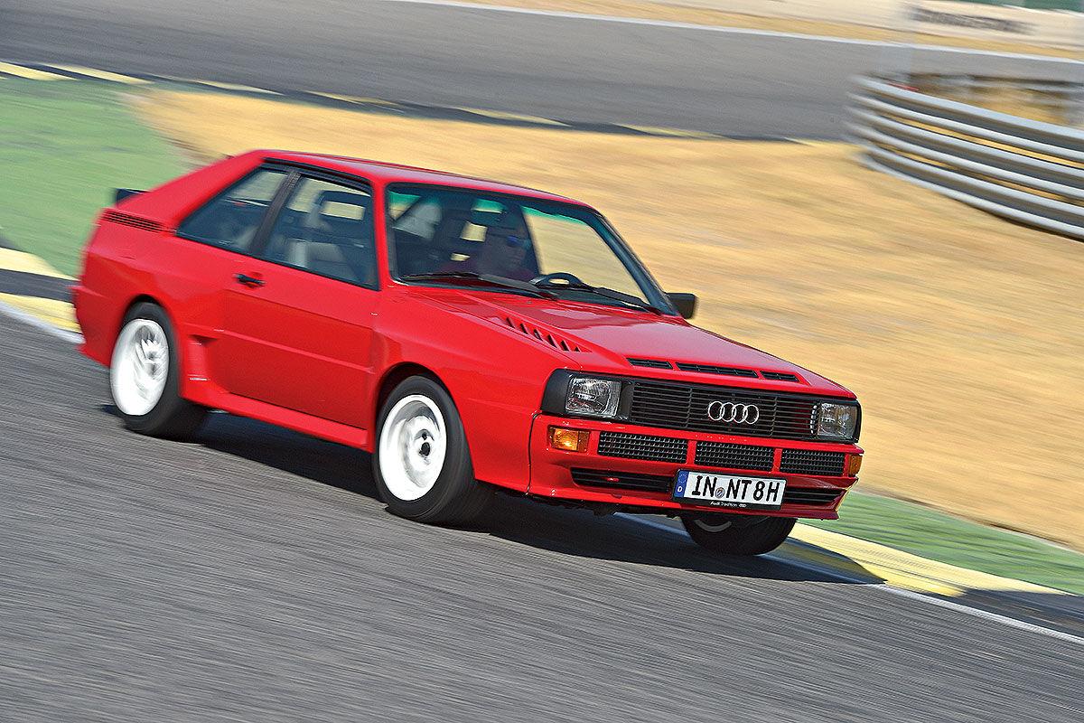 Coole deutsche Autos der 80er Jahre